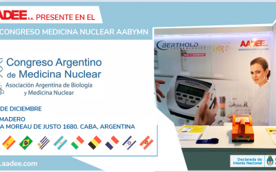 XXI Congreso Medicina Nuclear AABYMN