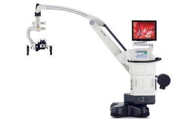 Microscopio quirúrgico de primera clase Leica M720 OH5